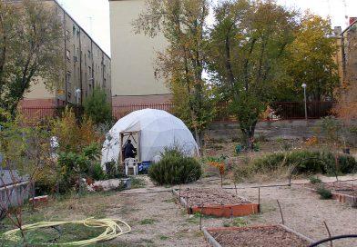 La Huerta de Conchi apuesta por un barrio saludable enelCMS