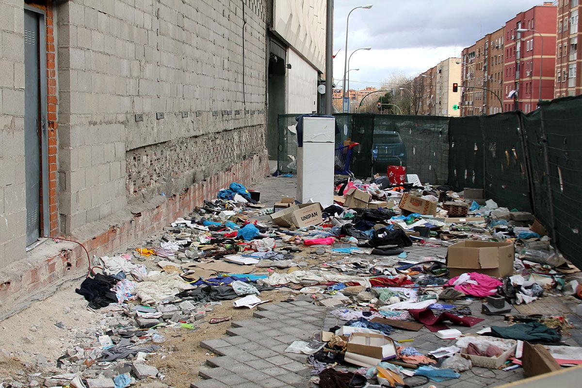 Se tomarán medidas para el edificio en desuso de Emilio Muñoz 29