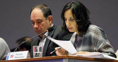 Mercedes González. Concejala del PSOE y Portavoz adjunta del Grupo.
