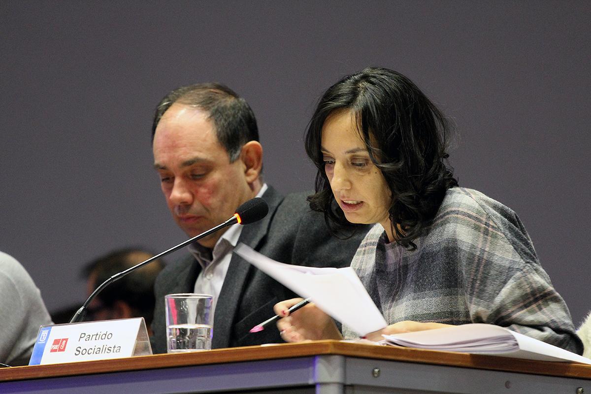 Mercedes González, concejala del PSM