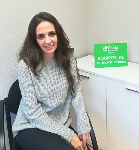 Ana López Cobo, coordinadora de Proyectos de Empleo en Plena Inclusión Madrid