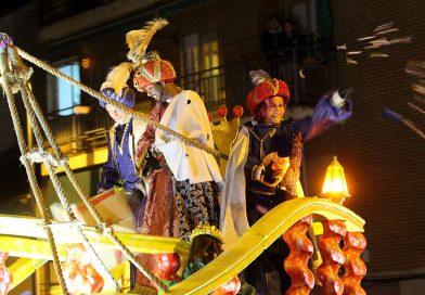 La Cabalgata de Reyes fue un éxito de participación