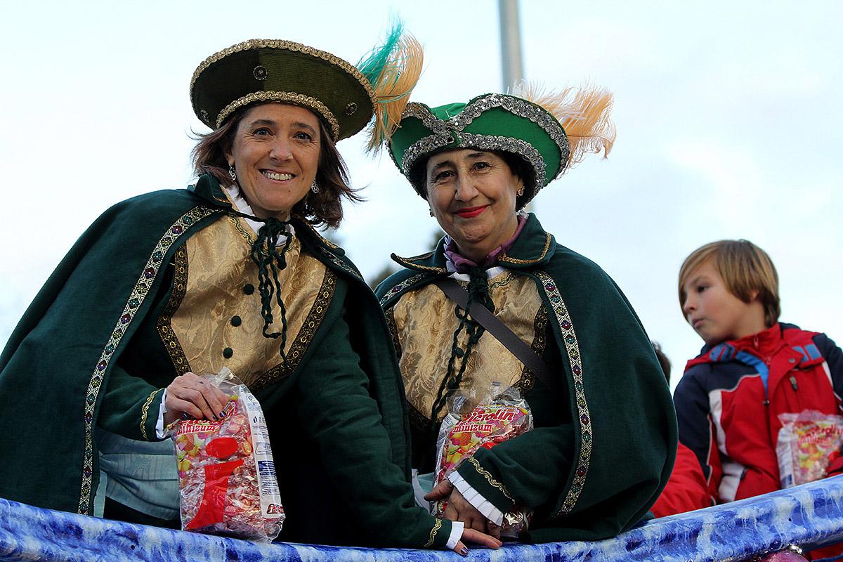 La Cabalgata de Reyes de San Blas-Canillejas, Daniela