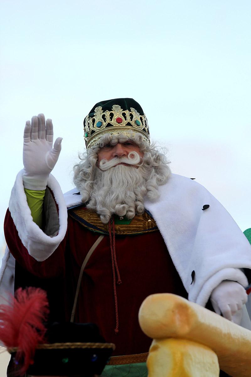 La Cabalgata de Reyes de San Blas-Canillejas