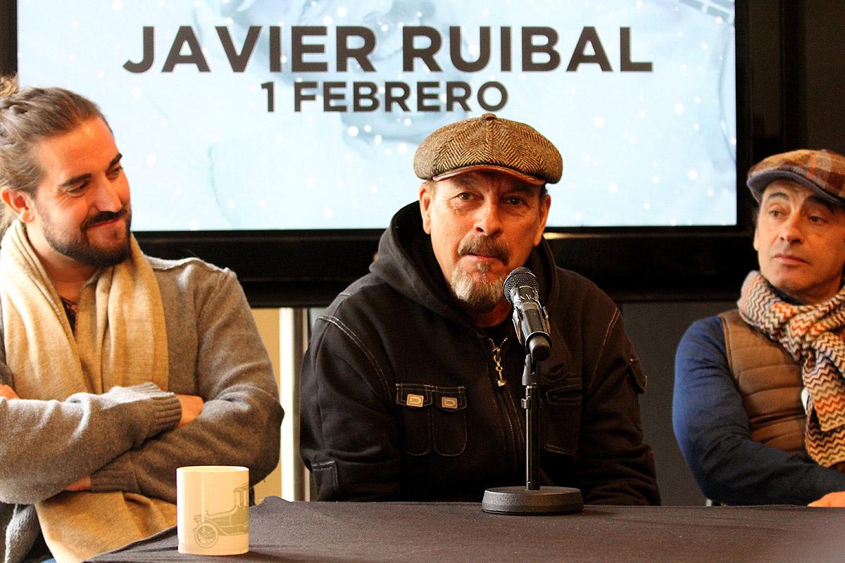 Javier Ruibal, Inverfest