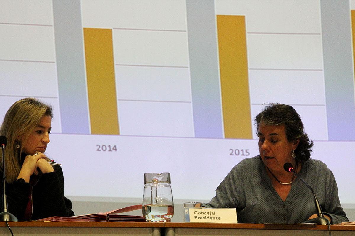Marta Gómez, Pleno enero 18 2017