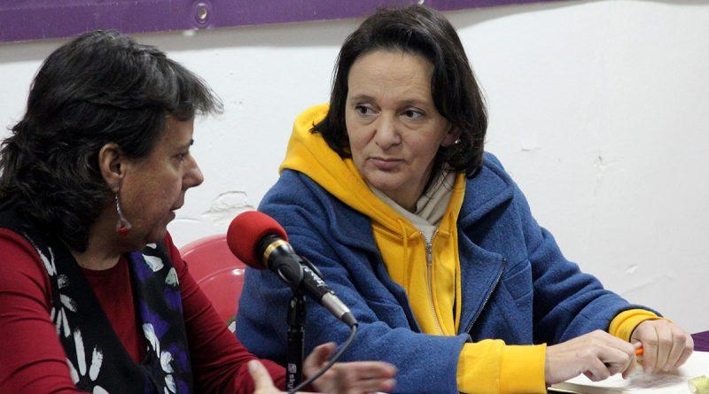 Carolina Bescansa, diputada y fundadora de Podemos