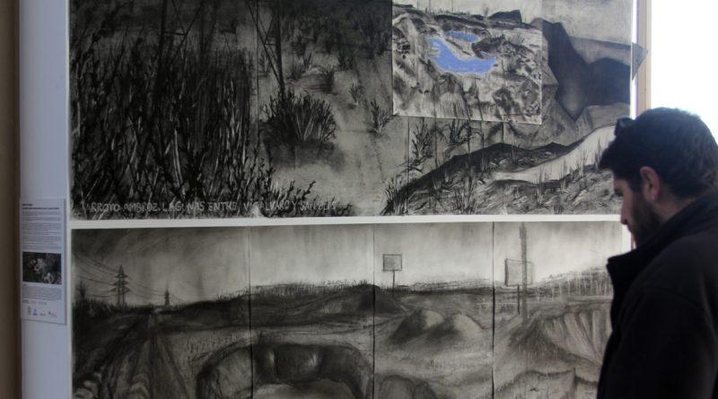 El arroyo vertedero de Ambroz en la Casa de Velázquez