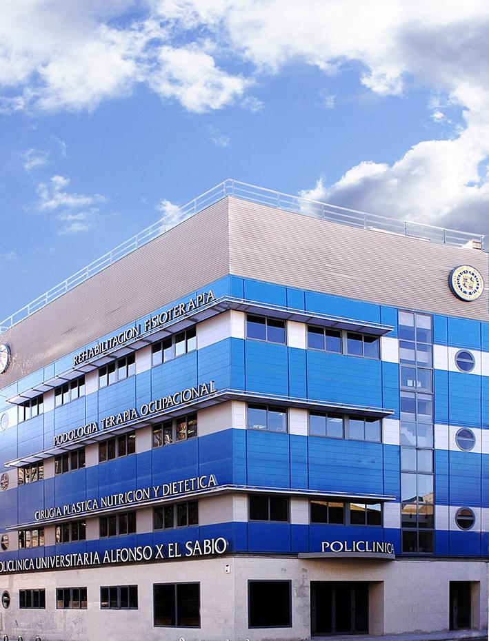 La Universidad Alfonso X el Sabio apoya la salud de los vecinos de San Blas Canillejas
