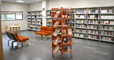 La biblioteca José Hierro cumple quince años