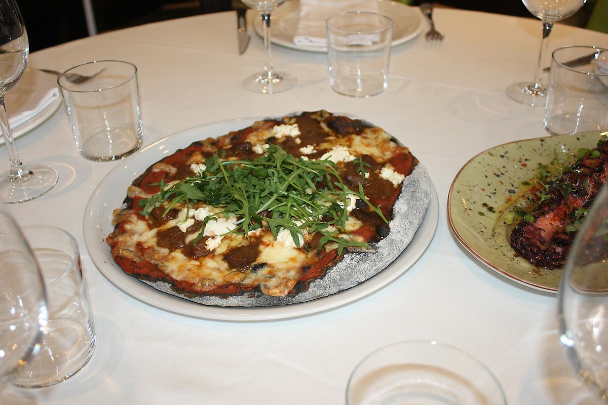 Restaurante 'Il Quattro', nada menos que comida mediterránea
