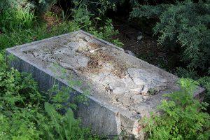 El Ayuntamiento ha sido incapaz de reponer la placa de granito en honor del ilustre arquitecto Antonio Palacios