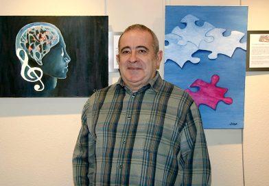 "Javier Falque, ""El Alzheimer me ha enseñado a entender a laspersonas"""