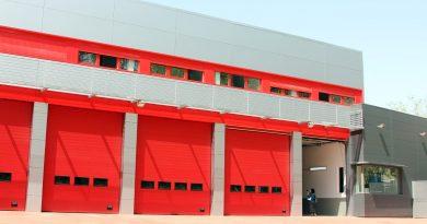 Inaugurado el nuevo Parque 7 de Bomberos en un edificiosostenible