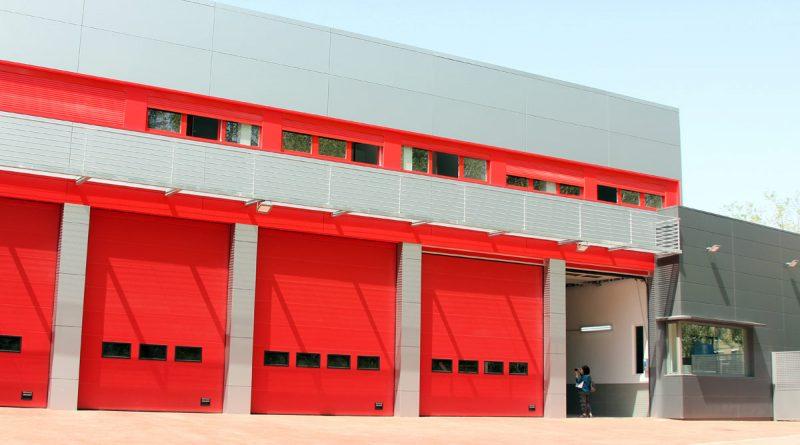 Inaugurado el nuevo Parque 7 de Bomberos en un edificio sostenible