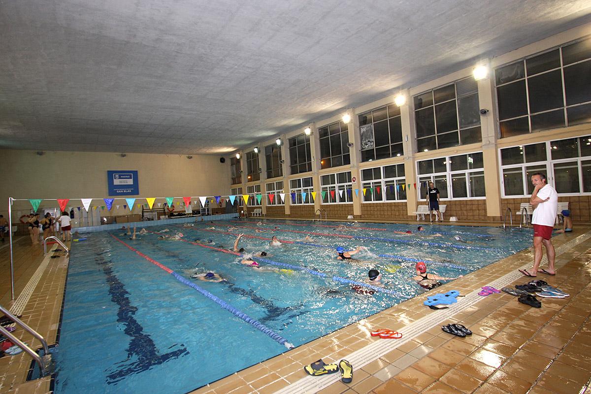 San Blas-Canillejas se queda sin piscinas de verano e invierno