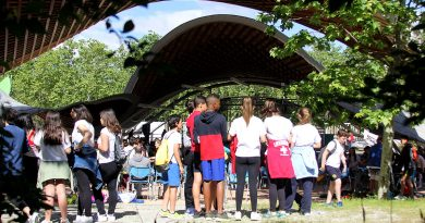 I Carrera Solidaria de los IES de San Blas-Canillejas
