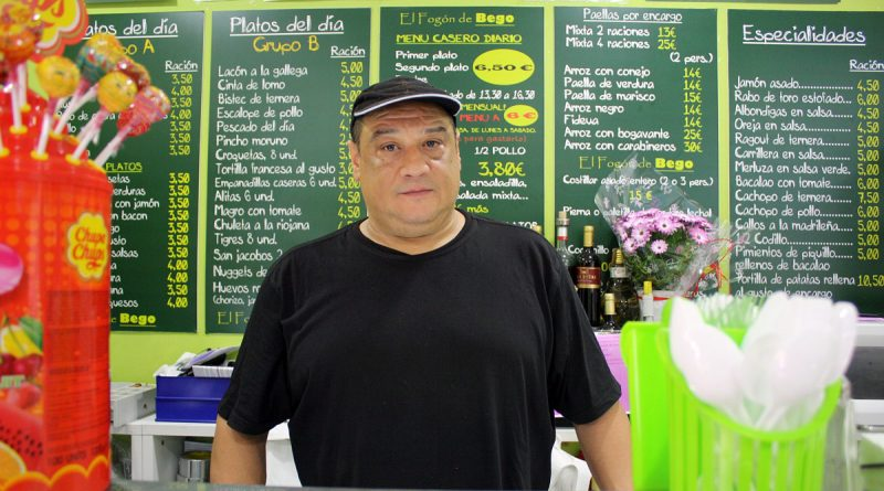 Gastronomía solidaria en el Fogón de Bego