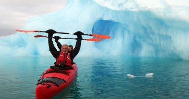 Javier Cacho Base Antartica