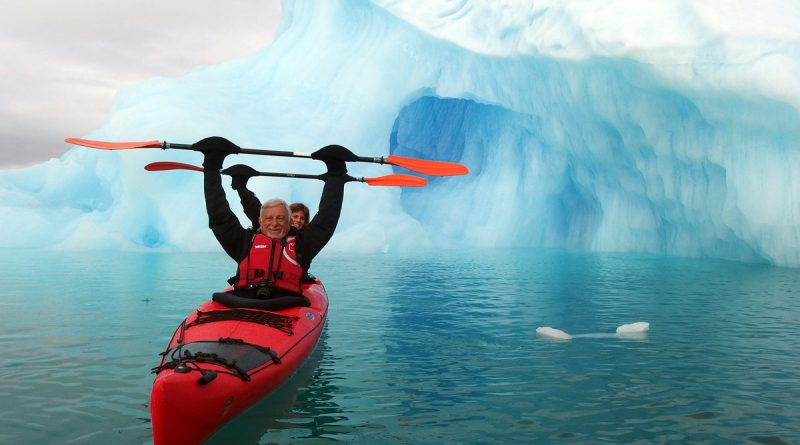"""Javier Cacho: """"La Antártida no se parece a nada"""""""