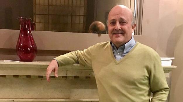Joaquín Ruibérriz de Torres ejercerá de padrino de excepción de La 6ª Ruta de las Tapas y Tiendas, un gurú del aperitivo en todas sus modalidades.