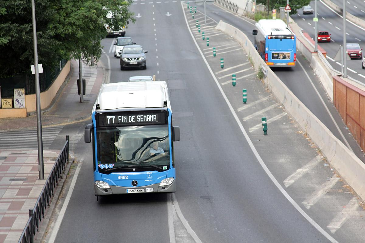 A-2-rotonda-La Mesa de Movilidad y Urbanismo propone municipalizar la calle Alcalá