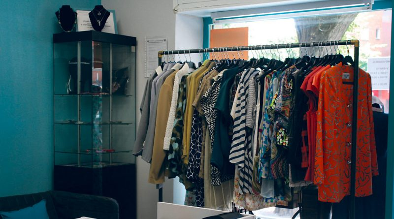 Dress me up, una tienda de ropa a su medida