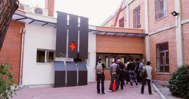 Centro de Acogida Temporal para Personas sin hogar de origen Inmigrante. Valdecanillas, 112