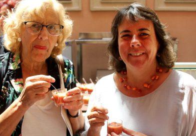 Carmena inaugura <em>Espacio Abierto</em> en la QuintadeLosMolinos