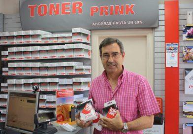 Prink, tienda especializada en consumibles para impresoras,  líder en el distrito