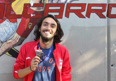Fernando Carro, orgullo del barrio de Canillejas