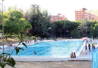 Inauguran parcialmente las piscinas del polideportivo