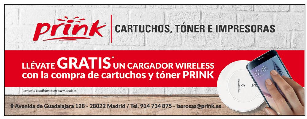 Prink Cartuchos y Tóner para Impresoras