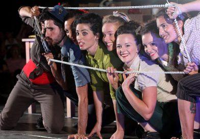 Veladas de circo y danza para amenizar los Veranos de la Villa
