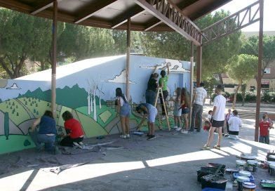 Compartiendo muros para cambiar el paisaje urbano deCanillejas