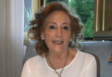"""Ojo: Pilar del Hierro honra a la mujer en su obra """"De la piel del reptil"""""""