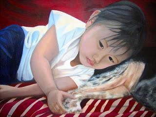 Retrato Celia