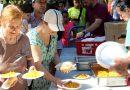 Las Musas-Las Rosas celebran un día de fiesta con paellaincluida