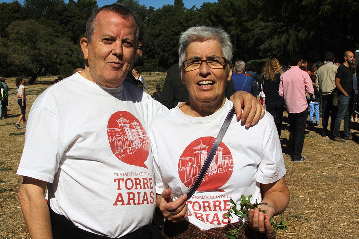 """Jornada informativa, Torre Arias: """"Cuatro años de propuestas ciudadanas"""""""