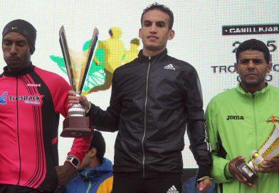 La Carrera de Canillejas homenajea a Fernando Carro y DiegoOliveros