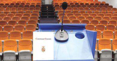 El Pleno aprueba celebrar el Día de la Constitución en San Blas-Canillejas