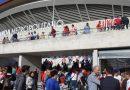 Un año del Wanda Metropolitano en el distrito