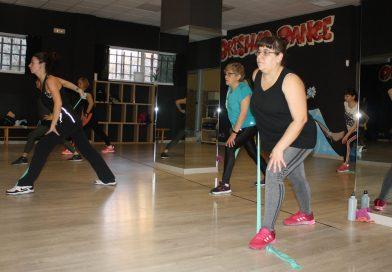 Academia de baile Orishas, un pedazo de Cuba enSanBlas