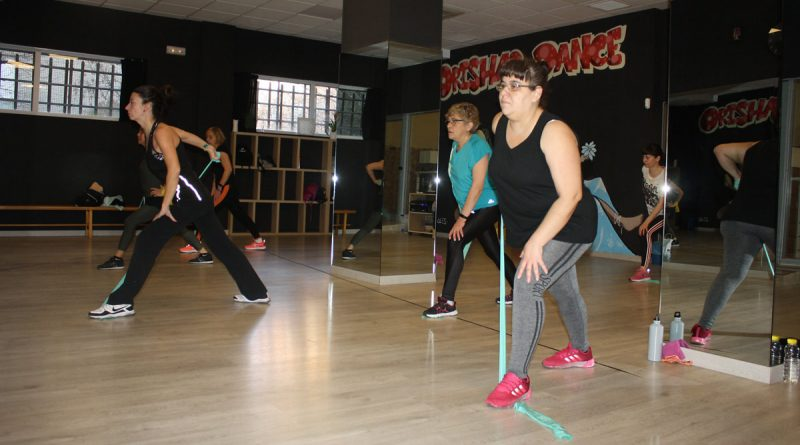 Academia de baile Orishas