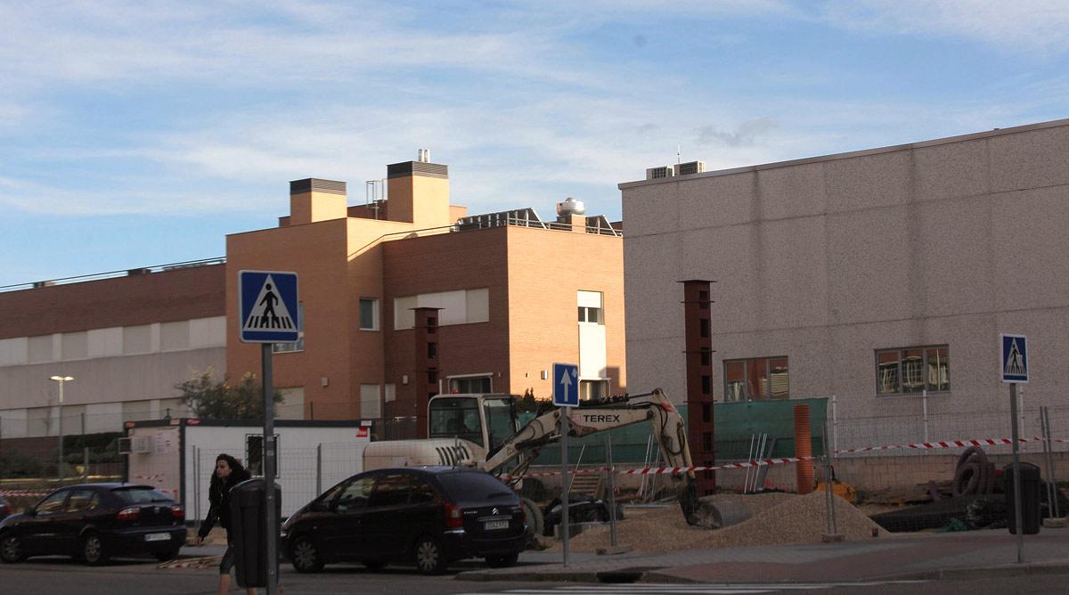 Gasolinera Las Rosas