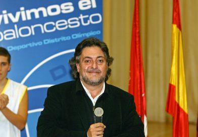Pepu Hernández, candidato del PSOE al Ayuntamiento deMadrid