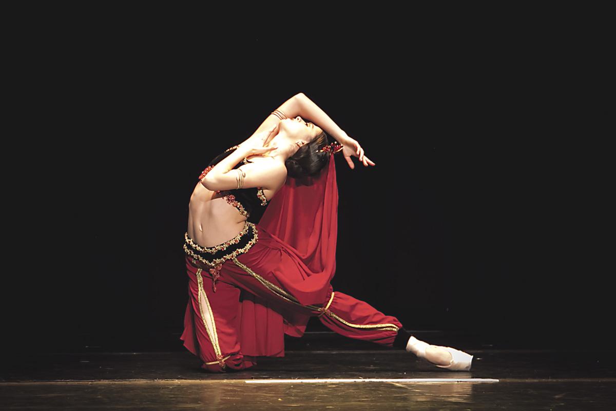 La compañía José Antonio Checa Ballet