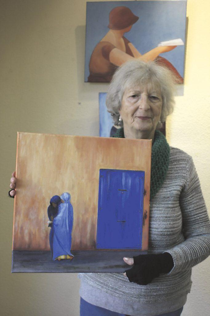 Chelo Pilar, pintora
