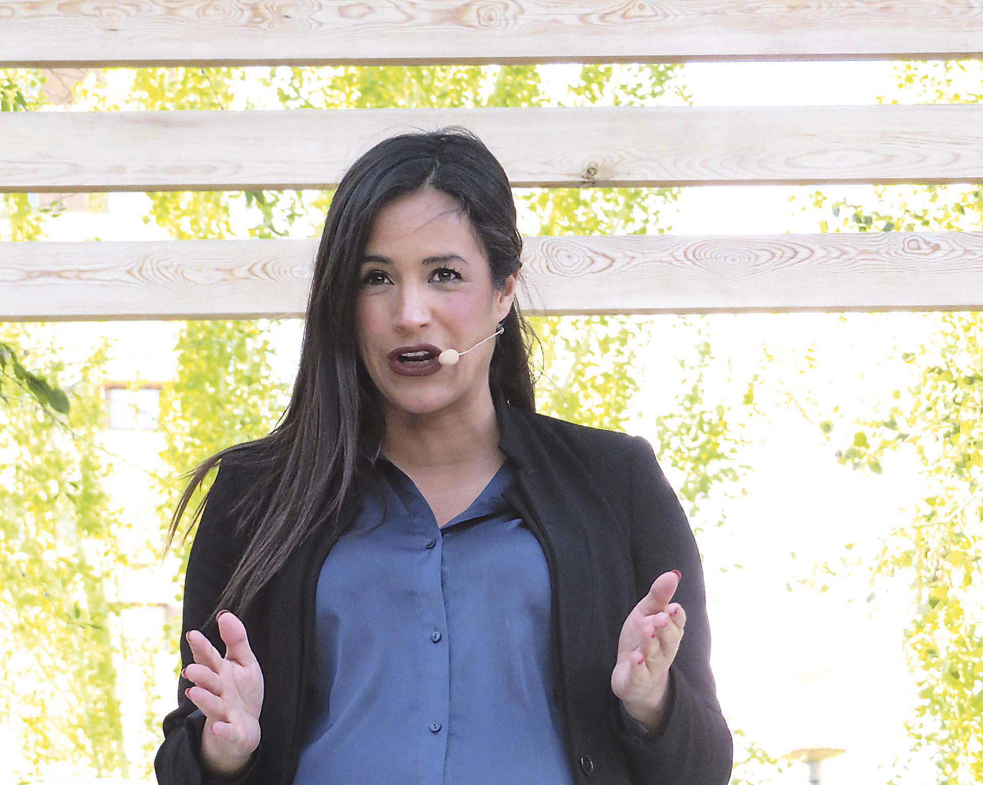 Entrevista Begoña Villacís