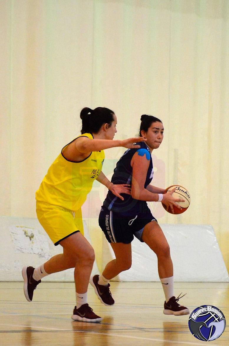 CARLA DIAZ CARO - Distrito Olímpico—baloncesto femenino español